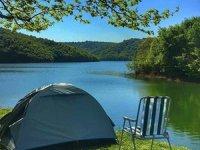 Doğa ile içiçe tatil isteyenlerin tercihi kamp alanları oluyor