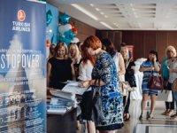 Kültür ve Turizm Bakanlığı, TÜROB ve THY'nin Ukrayna'daki tanıtım etkinlikleri meyve vermeye başladı