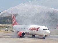 Corendon Airlines, İzmir-Avrupa arasında gerçekleştirdiği direkt uçuşlara 1 Haziran itibariyle başladı