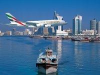 Emirates uçuş ağına yedi şehir daha ekledi