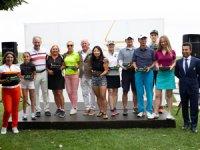 Kemer Country Club'daki golf turnuvası MESA'nın sponsorluğunda gerçekleştirildi