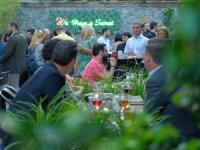 W Istanbul'un Gizli Bahçesi Secret Garden Açıldı