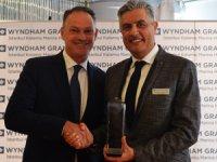 """Wyndham Grand İstanbul Kalamış'a """"2018 Best Of Hotels"""" Ödülü"""
