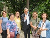 Gezgin Kadınlar Pamukkale Örenyeri giriş ücreti, AKG Mağaza ve Kafe İndirimi talep etti