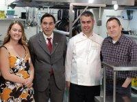 Matbah Restaurant, yabancı konukların da ilgisini çekmeye devam ediyor