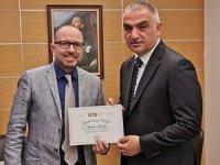 Türkiye Mutfağını Dünyaya tanıtacak çok önemli bir proje İstanbul'da