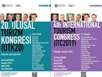 """20. Ulusal Turizm Kongresi'nin bu yılki temasının """"Şehir Turizmi"""" olacak"""