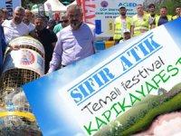 3. Kapıkayafes Uluslararası Doğa Sporları ve Kültür Festivali sona erdi