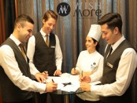 Wish More Hotel İstanbul, gelecekteki meslektaşlarına değer veriyor