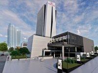 Crowne Plaza Ankara, 5 yıldızlı olarak 2020 yılında hizmete açılacak