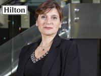 Hilton Türkiye Bölge Müdürü Ruhsar Eryöner ,Uluslararası bir rol üstlendi