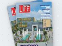 Kadıköylife Dergisi'nin yeni sayısı zengin içeriği ile yayınlandı