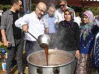 3. Uluslararası Adana Lezzet Festivali' basın toplantısı Feriye'de yapıldı
