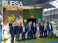 İkinci Bursa Turizm Fuarı 19-21 Eylül'de Merinos'ta Gerçekleştirildi