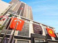 Marriott Group'a bağlı Sheraton Bishkek Otel açıldı