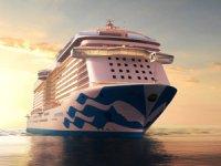 Princess Cruise Filosunun Yeni Üyesi Sky Princess℠ Ekim'de Sefere Başlıyor