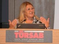 TÜRSAB Şişli BTK Başkanı Aylin Güneşli, yeni projelerle yeni dönemde daha aktif olacak
