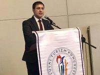 20. Ulusal Turizm Kongresi'nde Turizm Kongresinde Şehir Turizminde Yaşanan Gelişmeleri Değerlendirdi