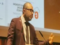"""Gastronomi Turizmi Derneği Başkanı Gürkan Boztepe'ye """"GASTROKÖY"""" Projesi için plaket verildi"""