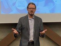Slikon Vadisi danışmanı Prof. Dr. Lothar Determann BİLGİ'nin konuğu oldu