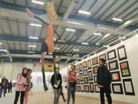Baksı Müzesi Çocuklarının Eserleri 29. Artist İstanbul Sanat Fuarı'nda Sergileniyor