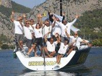 Vakkorama Sailing Team, Ulu Önder Atatürk adına düzenlenen 10 Kasım Atatürk Kupası'nı kazandı