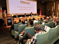 Diyanet ve Hac-Umre Acentaları TÜRSAB Genel Merkezi'nde Buluştu