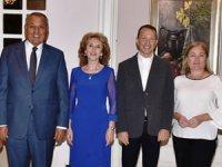 Slovakya Cumhuriyeti Ankara Büyükelçisi Anna Turenicova, resmi temaslarda bulunmak üzere İzmir'e geldi