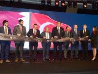 Sheraton Istanbul City Center'de Hadise'li açılış töreni