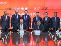 İstanbul Havalimanı, Çin Halk Cumhuriyeti ve Güney Kore'nin uluslararası havalimanlarıyla anlaşmalar imzaladı