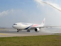 İstanbul'un şehir havalimanı Sabiha Gökçen Uluslararası Havalimanı'nda, Malezya Havayolları'yla birlikte uzun mesafeli uçuşlar başladı