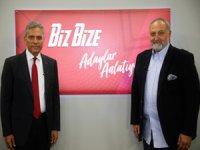 TÜRSAB Başkanı Firuz Bağlıkaya, TÜRSAB'da atılan adımları ve hayata geçirilen projeleri anlattı