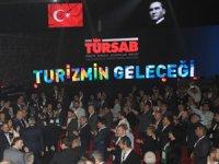 TÜRSAB 24. Genel Kurulu 30 Kasım tarihinde, İstanbul Kongre Merkezi Harbiye Oditoryumu'nda başladı