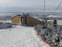 Polat Erzurum Resort Hotel'de Kayak Sezonu Açıldı
