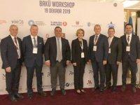 Aydın Karacabay; Azerbaycan ile Türkiye arasındaki turizm köprüsünün daha da sağlamlaştırılması gerektiğini ifade etti