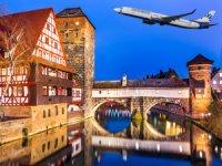 SunExpress, Almanya'nın Nürnberg şehrini de uçuş ağına ekledi