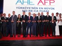 ANFAŞ'ın Dev Fuarları 31.Hotel Equipment ve 27.Food Product Kapılarını Açtı