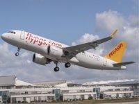 Pegasus Hava Yolları, yurt dışındaki uçuş noktalarını artırmaya devam ediyor