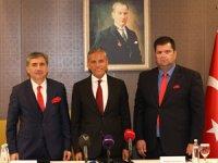 Hestourex 4.Dünya Sağlık, Spor, Alternatif Turizm Kongre ve Fuarı  Hestourex 2-4 Nisan'da Antalya'da