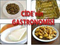 Tarihi ve Coğrafyasıyla ön planda olan Cide Gastronomisi otantik lezzetleriyle ön planda