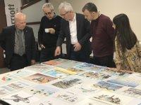 11'inci Uluslararası Turizm Karikatürleri Yarışması'na 56 ülkeden 733 sanatçı 1284 karikatür gönderdi