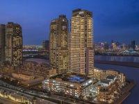 Hilton'un Katar'daki en büyük oteli olan Hilton The Pearl, Doha`da kapılarını açtı