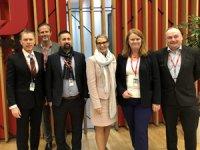 Alman temsilciler'den  İstanbul Havalimanı ve duty free alanlarına övgü