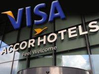 Accor Otel Grubu ve dijital ödemelerin global lideri Visa ile global ortaklık kurdu