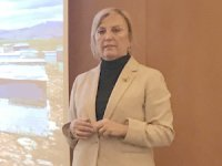 Balparmak Arıcılık Akademisi Kadın Liderlik Platformu Zirvesi'nde tanıtıldı