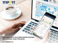 TIRPORT, Türkiye'deki lojistik sektörünün yıllık büyüklüğü ise, 500 milyar TL'nin üzerinde