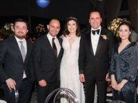 Volkan Ataman Crown Plaza Florya'da gerçekleşen tören ile dünya evine girdi
