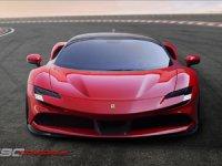 Ferrari, iF Design'dan Üç Ödülle Döndü!