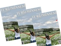 Turizmin Sesi Dergimizin NİSAN Sayısı Yayında