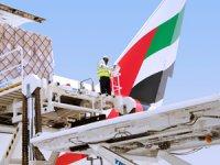 Emirates Skycargo Temel Malzemelerin Taşınması İçin Ağ ve Operasyonlarını Büyütüyor